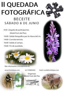 Quedada fotográfica Fauna y flora (sábado, 8 de junio)