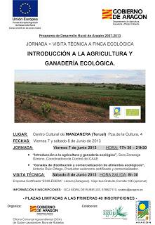 Jornada ecológica (7 y 8 de junio)