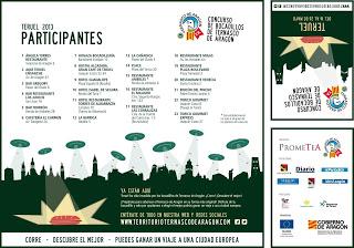 IX Edición del concurso de bocadillos de ternasco en Teruel (del 16 al 26)