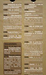 Feria de san Medardo (días 1 y 2 de junio)