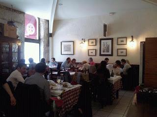 Cena y conversación en portugués (primeros jueves de mes)