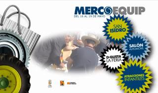 Feria Mercoequip (del 15 al 19)