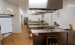 Curso de cocina platos fríos y ensaladas en Azafrán (lunes, 17, martes 18 y miércoles 19 de Junio)