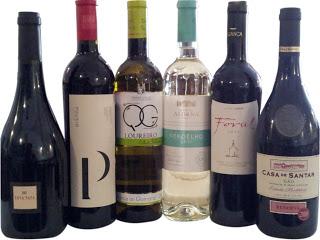 Cena-cata de vinos portugueses (jueves, 30)
