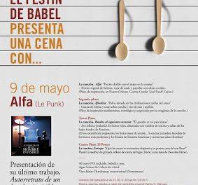 Una cena con… acústicos con sonidos de madera (jueves 16 y 23 de mayo; 6 y 20 de junio)