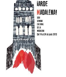 Semana cultural de la Madalena (del 14 al 24 de junio)