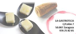 Cata y maridaje de los mejores quesos de Aragón (lunes, 24)