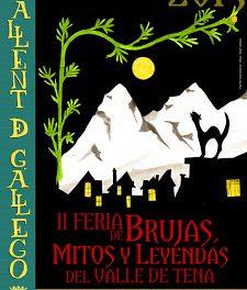 Feria de las brujas, mitos y leyendas del Valle de Tena (del 14 al 16 de junio)