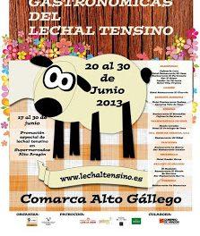 Jornadas gastronómicas del lechal tensino (del 20 al 30 de junio)