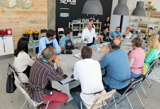 Talleres de cocina para blogueros en Saborea Puerto Venecia (sábado, 6)