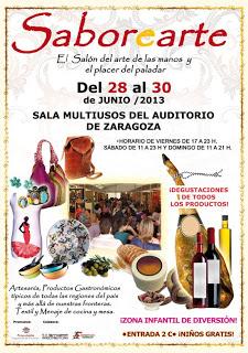 II Feria Saborearte (del 28 al 30 de junio)