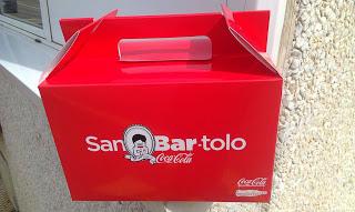 Celebración de san Bartolo (sábado, 29)