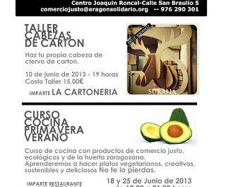 Curso de cocina vegetariana (martes, 18 y 25 de julio)