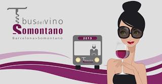 Continúa trayecto el Bus del Vino del Somontano (sábado, 15 de junio)