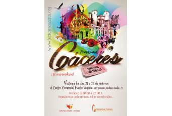 La gastronomía y el turismo de Cáceres en Zaragoza (del 20 al 22 de junio)