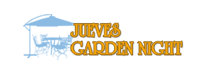 Jueves Garden Night en Gayarre (jueves, del 27 de junio al 8 de agosto, y 5 de septiembre)