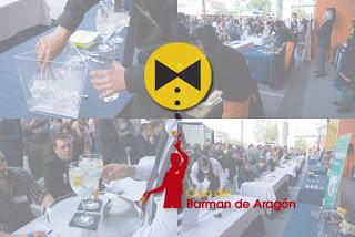 El Campeonato de Aragón de Maîtres y Profesional de Sala, y de Barman (domingo, 30)