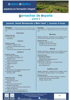 Jornadas de garnachas de España (jueves, 20)