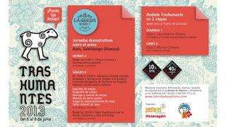 Festival Trashumantes 2013 (del 5 al 8 de julio)