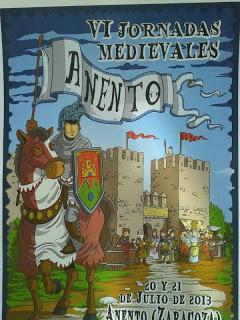 Jornadas medievales(del 19 al 21)