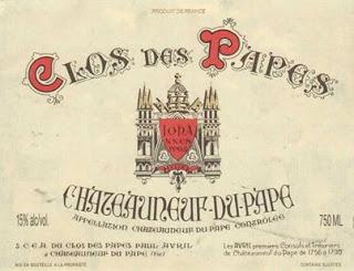 Cata de Châteauneuf-Du-Pape (jueves, 11)