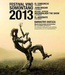 XIII Festival Vino Somontano (del 1 al 4 de agosto)