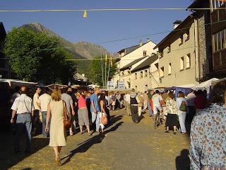 Mercado medieval (sábado y domingo, 13 y 14)