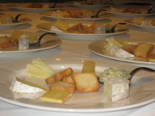 Cata maridada de quesos y cervezas (jueves, 4)