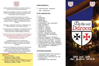 Feria medieval (del 26 al 28)