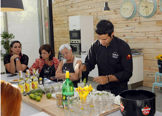 Talleres de cocina en Puerto Venecia (sábado, 20)