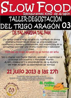 Taller del trigo Aragón 03 (domingo, 21)