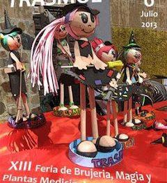 XIII Feria de Brujería, Magia y Plantas Medicinales del Moncayo (sábado, 6)