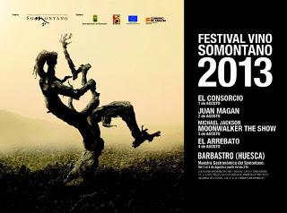 Concurso de escaparates del Festival del Vino Somontano (el 29 de julio al 4 de agosto)