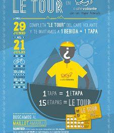 Tour de Francia de tapas (hasta el 21 de julio)
