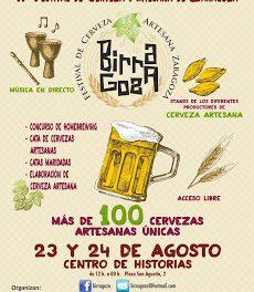 Actividades en el festival Birragoza (viernes y sábado, 23 y 24)