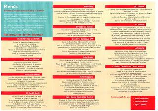 Degusta Benasque (del  19 al 31 de agosto)