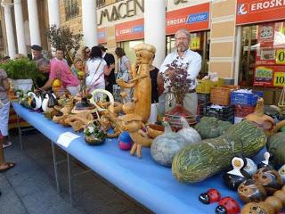 XIII Muestra de Frutas y Hortalizas (sábado, 31 de agosto)