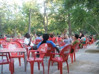 Rockaroleando en el Parque Bruil (sábado, 10)