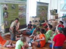 Campus infantil medioambiental (del 2 al 6 de septiembre)