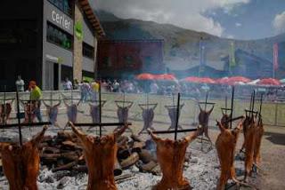 VII Fiesta del cordero (sábado, 31)
