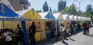 Feria agroalimentaria (del 6 al 8 de septiembre)