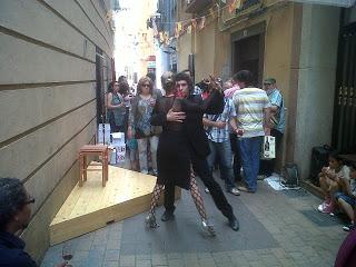 IV Muestra de vino en la calle (días 21 y 22 de septiembre)