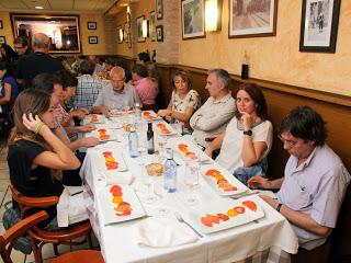 Cata de tomates y vino en el Urola (miércoles, 11 de septiembre)