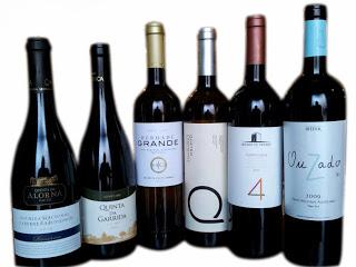 Cata maridada de vinos y platos portugueses (miércoles, 25)