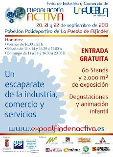 Fiesta del comercio y la industria (del 20 al 22)