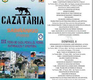 Feria Cazataria (del 7 al 8)