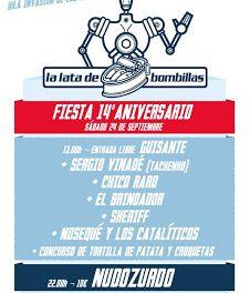 Concurso de tortillas de patata y croquetas (sábado, 21)