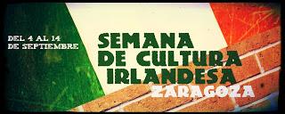 Degustación de comida irlandesa (hasta el 13 de septiembre)