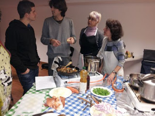 Curso de cocina vegetariana (sábado, 21)
