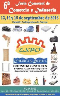 Feria comarcal (del 13 al 15)